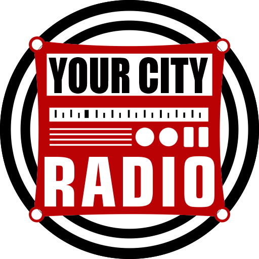 Your city radio alt logo